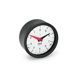 EN 000.9 Technopolymer Plastic Position Indicators, Positive Drive, with Analog Display