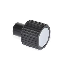 GN 957 Aluminum Control Knobs, for Position Indicators