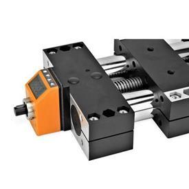 GN 491.1 Juegos de instalación de acero, para indicadores de posición usados en actuadores lineales GN 491 / GN 492 Identificación núm.: 2 - para indicadores de posición eléctricos GN 9053 / GN 9054