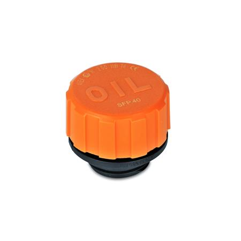EN 552.6 Respiraderos de llenado con protección contra explosiones ATEX, con o sin varilla de nivel Tipo: A - sin varilla de nivel
