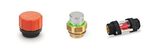 Filtros de ventilación / válvulas de ventilación