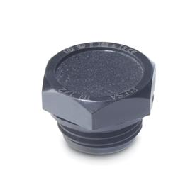 EN 745.6 ATEX Explosion Protective Threaded Plugs