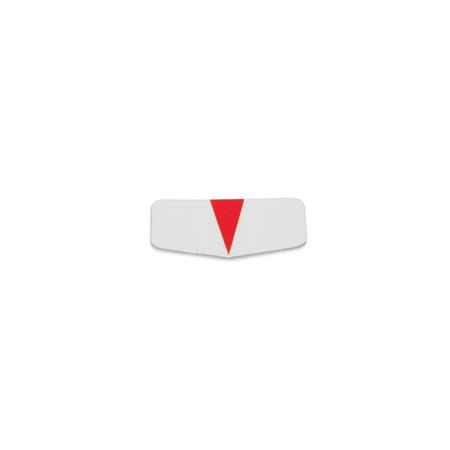 GN 711.1 Plastic or Stainless Steel Indicator Arrows, with Self-Adhesive Backing, for Rulers Material: KUS - Plastic