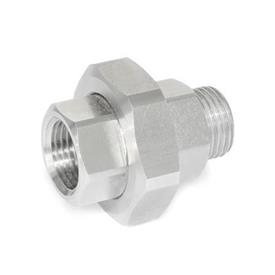 GN 7405 Stainless Steel Strainer Fittings