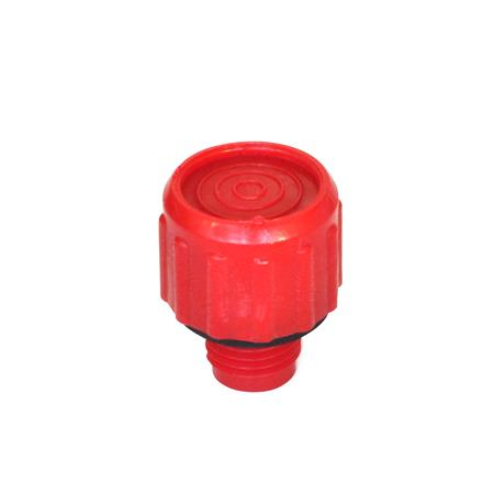 TA1-2 Plastic Oil Plug with Breather Type: A - without dipstick