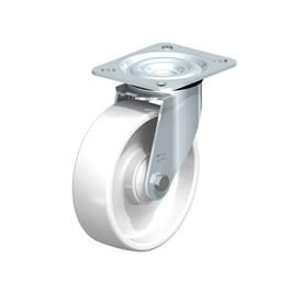 L-PO Zinc plated steel stamping, with Plate Mounting, Standard Bracket Series  Type: K - Ball Bearing