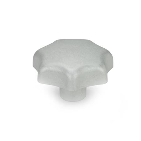 J.W Winco GN6336.4-ST Hand Knob Pack of 50 30 .79 20