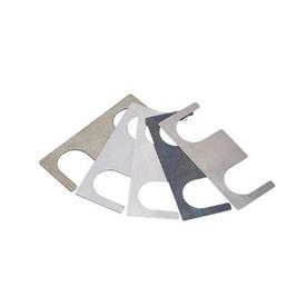 GN 871 Steel Shim Kits, for GN 864 / GN 865 / GN 866 Pneumatic Fastening Clamps