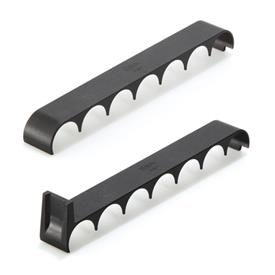 EN 646.5 Plastic Brakes for Conveyor Roller Track Assemblies
