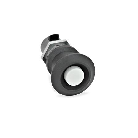GN 315 Snap Locks, With Adjustable Locking Distance Locking distance: A 1