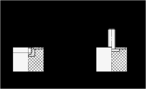 GN 352 Soportes de absorción de vibración/impacto, de tipo cilíndrico, con componentes de acero boceto