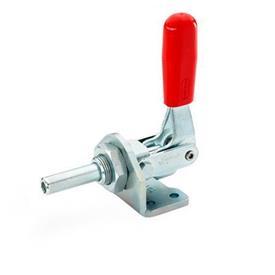 GN 843.1 Abrazaderas de palanca de presión-tracción, de acero Tipo: ASW - Con soporte de montaje