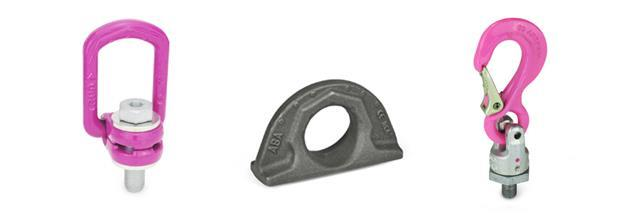 Load Rings / Lifting Points