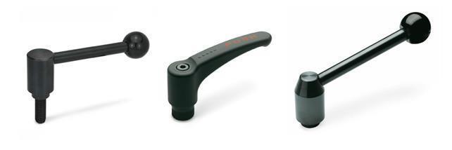 Palancas manuales de seguridad / palancas de tensión
