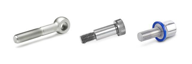 Swing Bolts, Set Screws, Shoulder Screws